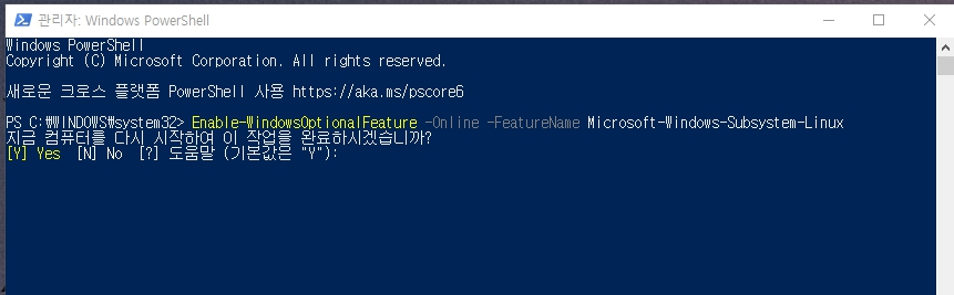 wsl_enable